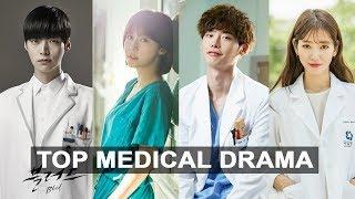Video TOP 10 Korean Medical Drama MP3, 3GP, MP4, WEBM, AVI, FLV September 2018
