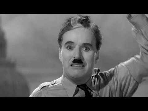 "Charlie Chaplin's Speech from ""The Great Dictator""- Edited"