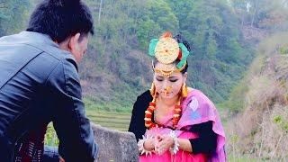 Jhumke Mayalai - Santosh Angdembe (Lok Bhaka) Ft. Sumi Libang Limbu | New Nepali Purbeli Song 2017