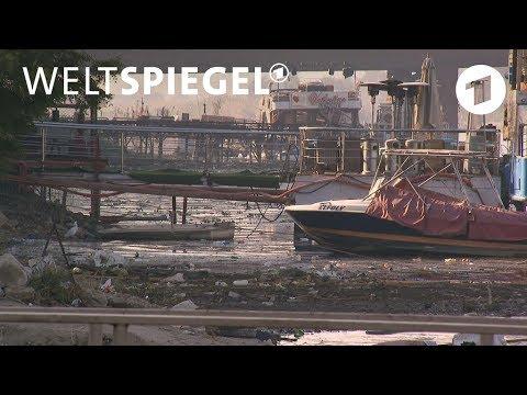 Ägypten: Der Nil - Lebensader, Touristenmagnet & Müllha ...