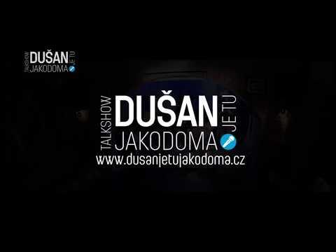 DUŠAN je tu JAKODOMA - Náhled na Dušanovu talkshow s Radkem Bajgarem a Přelet M.S   tal