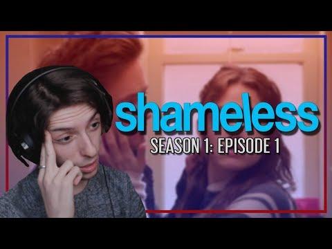 "Shameless (US) Season 1: Episode 1 ""Pilot""   REACTION"