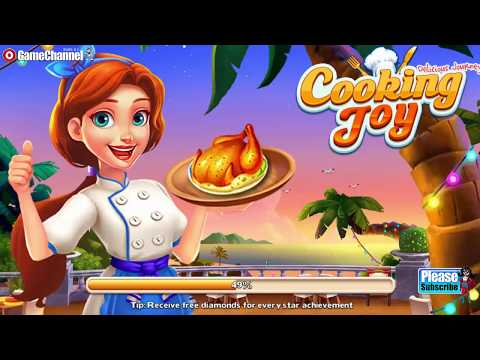 Cooking Joy, Cooking Games / Children / Baby / Android Gameplay Video