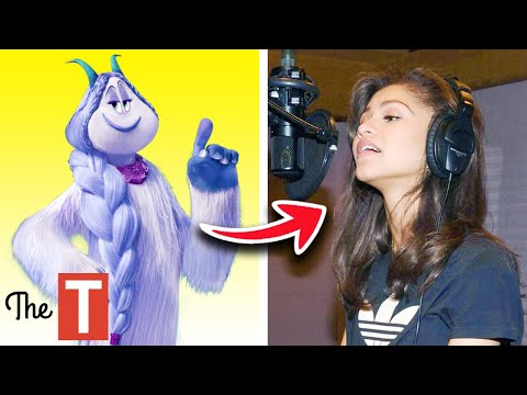 The Voices Behind The Smallfoot Movie
