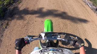 9. klx 140l top speed