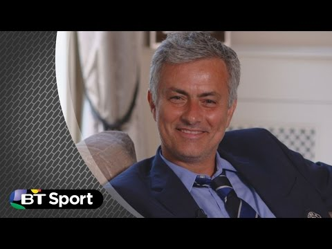 Jose Mourinho: How Chelsea became champions  | BT Sport (видео)