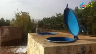 من المسؤول عن ضياع الماء الصالح للشرب بالعيون الشرقية
