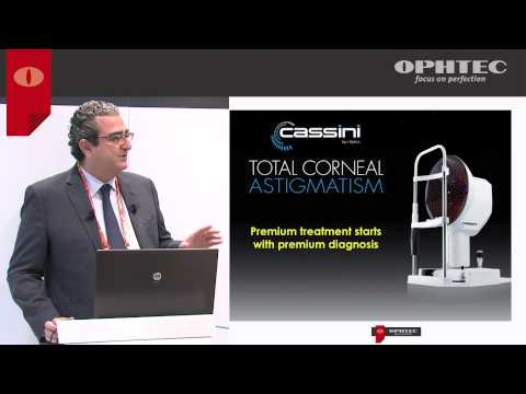 Cassini and the relevance of Posterior Corneal Surface