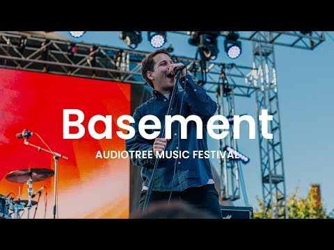 Basement - Disconnect   Audiotree Music Festival 2018