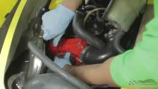 10. Sea-Doo RXP Supercharger Removal - By PWC Muscle