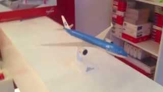 Video Herpa 'Snap-Fit'  609470  Airbus A350-900 KLM MP3, 3GP, MP4, WEBM, AVI, FLV Juni 2018
