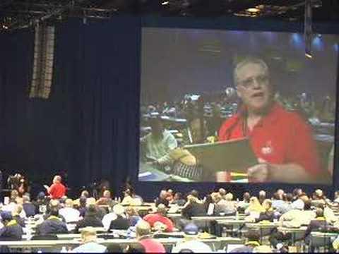 2007 UAW Bargaining Convention Uncensored (Part5b-TwoTiers?)