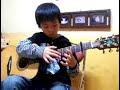 [演奏]カノン(Canon in D)を器用に演奏する末恐ろしい少年のサムネイル1