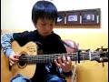 [演奏]カノン(Canon in D)を器用に演奏する末恐ろしい少年のサムネイル2