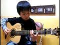 [演奏]カノン(Canon in D)を器用に演奏する末恐ろしい少年のサムネイル3
