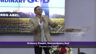 Ordinary People. Extraordinary God.