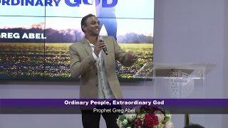 Ordinary People. Extraordinary God.