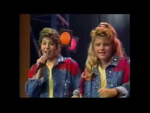 KIDS Incorporated (1987) - Right On Track (720pHD60f Remaster)