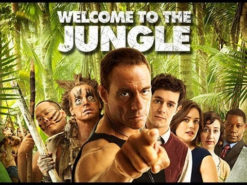 Welcome to the Jungle - On Blu-ray & DVD (Universal Pictures) HD