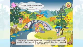 Three Little Pigs: Free Book YouTube video