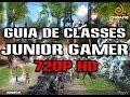 Aika Online: Guia Iniciante de Classes, Completo HD PT-BR