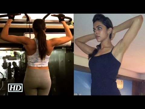 Leaked Video: Deepika Trains Hard For Her Hollywood Film XXX