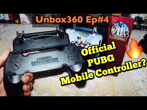 Unboxing PUBG Mobile Controller W10 || Cheapest In the Market ||