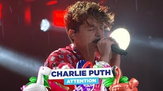 Video Charlie Puth - 'Attention' (live at Capital's Summertime Ball 2018) MP3, 3GP, MP4, WEBM, AVI, FLV Juni 2018