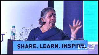 Keynote Address at IFA2016 - Vandana Shiva