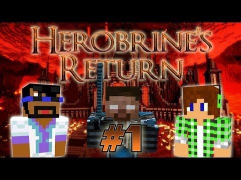 【Minecraft】Herobrine復活! Part1