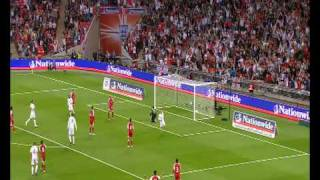 Watch all the goals from the England v Andorra World Cup 2010 Qualifier from Wembley (10 June 2009). England hit six goals...