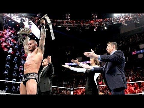 John Cena vs Randy Orton - WWE Unified Championship - TLC Match - WWE TLC 2013