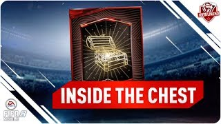 Video FIFA MOBILE OPENING THE ELITE TREASURE CHEST #FIFAMOBILE TREASURE HUNT REWARDS PACK OPENING MP3, 3GP, MP4, WEBM, AVI, FLV Oktober 2017