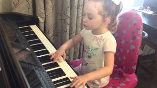 Мурка. Дети поют. Виктория 4,5 года.