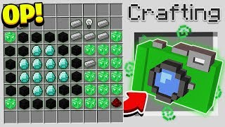 Video HOW TO CRAFT A $1,000,000 MOVIE! *OVERPOWERED* (Minecraft 1.13 Crafting Recipe) MP3, 3GP, MP4, WEBM, AVI, FLV Juni 2019