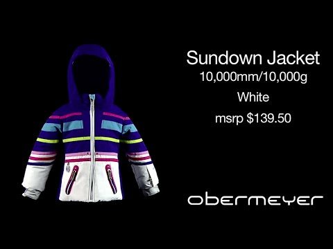 Obermeyer Girl's Sundown Jacket