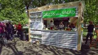 Здоровые майский праздники от dress your salad