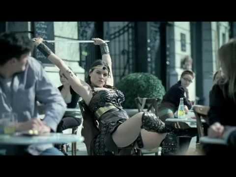 Funny commercial - פרסומות שוופס - נסיכה