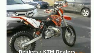 7. 2009 KTM XC 85 Review & Details