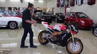5. 08 APRILIA TUONO FACTORY for sale with test drive, driving sounds, and walk through video