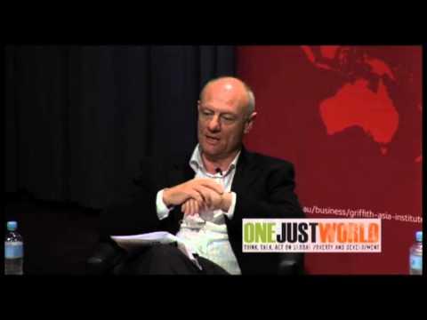 Tim Costello on the 3 millennium health goals