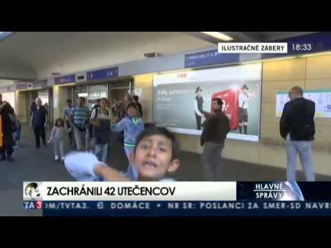integrazione: bambino profugo minaccia l'occidente in tv