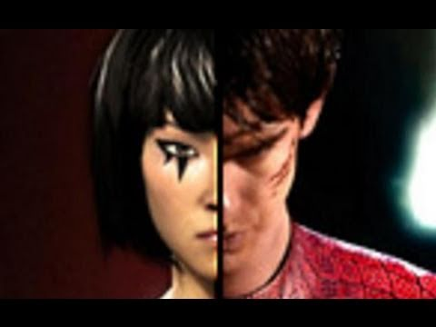 Spider-Man Trailer Vs Mirror's Edge