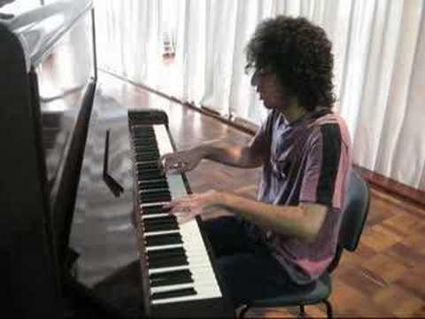 Piano concerto for Unblocked piano