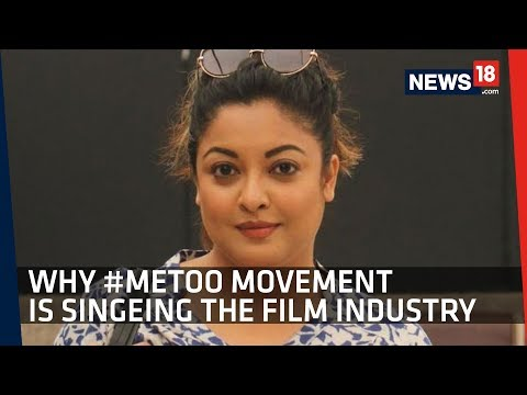Why #MeToo Movement Is Singeing The Film Industry