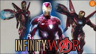 Video NEW Iron Man Avengers Infinity War Armor Explained MP3, 3GP, MP4, WEBM, AVI, FLV Maret 2018