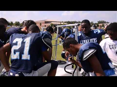 sj_preps - Dorman High School football practice.