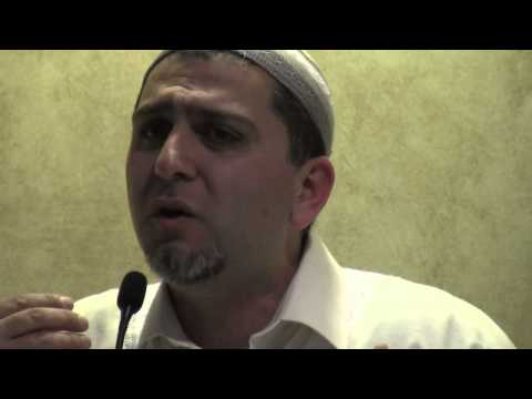 OCIF Khutbah By Dr.Ahmed Soboh 04/26/2013