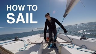 Video Learn How to Sail: A Step-by-Step Guide to SAILING MP3, 3GP, MP4, WEBM, AVI, FLV Agustus 2019
