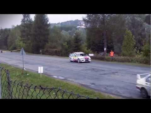 Barum Rally Zlín 2012